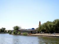 """Astrakhan, mosque """"Красная"""", Krasnaya naberezhnaya st, house 110"""