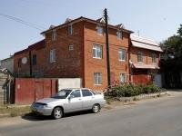 Astrakhan, Krasnaya naberezhnaya st, house 187. Apartment house
