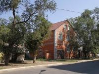 Astrakhan, Krasnaya naberezhnaya st, house 195. Apartment house