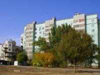 Astrakhan, Krasnaya naberezhnaya st, house 227. Apartment house