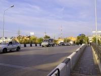 Астрахань, мост Воздвиженскийулица Красная набережная, мост Воздвиженский