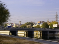 neighbour house: st. Krasnaya naberezhnaya. bridge Воздвиженский