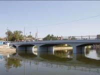 Astrakhan, bridge