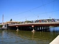 阿斯特拉罕, 桥