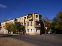Astrakhan, Chekhov st, house 1. Apartment house