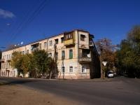 Astrakhan, st Chekhov, house 1. Apartment house