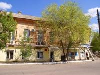 Astrakhan, st Chekhov, house 2. Apartment house