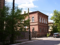 Astrakhan, st Chekhov, house 5. Apartment house