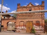 Astrakhan, st Chekhov, house 6. Apartment house