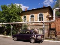 Astrakhan, st Chekhov, house 8. Apartment house