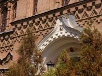Астрахань, храм ИКОНЫ КАЗАНСКОЙ БОЖИЕЙ МАТЕРИ, улица Чехова, дом 10А