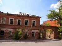 Astrakhan, Chekhov st, house 11. vacant building