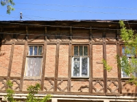 Astrakhan, Chekhov st, house 14. Apartment house
