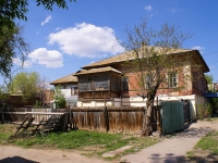 Astrakhan, Chekhov st, house 25. Apartment house