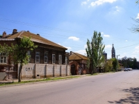Astrakhan, Chekhov st, house 28. Private house