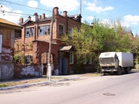 Astrakhan, Chekhov st, house 31. Apartment house