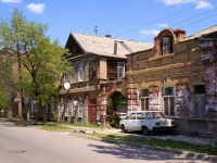 Астрахань, улица Чехова, дом 34. многоквартирный дом