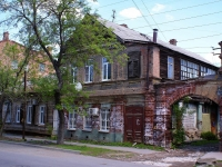 Astrakhan, Chekhov st, house 34. Apartment house