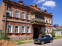 Astrakhan, Chekhov st, house 43. Apartment house