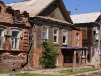 Astrakhan, Chekhov st, house 51. Apartment house