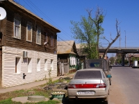 Astrakhan, Chekhov st, house 53. Apartment house