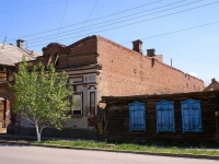 Astrakhan, Chekhov st, house 58. Apartment house