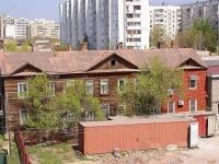 Astrakhan, Chekhov st, house 62. Apartment house