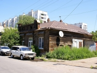 Astrakhan, Chekhov st, house 64. Apartment house