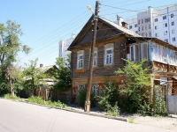 Astrakhan, Chekhov st, house 70. Apartment house