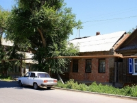 Astrakhan, Chekhov st, house 82. Private house