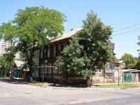 Astrakhan, Chekhov st, house 100. Apartment house