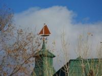 Astrakhan, st Kalinin, house 2А. office building