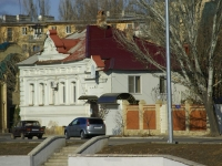 Astrakhan, Kalinin st, house 2. Apartment house