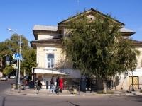 Астрахань, улица Калинина, дом 32 к.1. многоквартирный дом