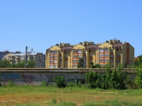 Астрахань, улица Победы, дом 54 к.5. многоквартирный дом