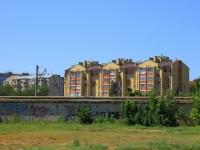 Astrakhan, Pobedy st, house 54 к.5. Apartment house