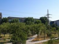 Astrakhan, Pobedy st, house 58. Apartment house