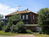 Астрахань, улица Марфинская, дом 17. многоквартирный дом