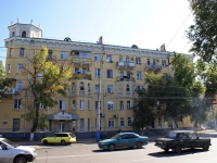 Astrakhan, Admiralteyskaya st, house 4. Apartment house