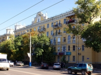 Astrakhan, Admiralteyskaya st, house 6. Apartment house