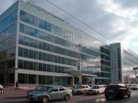 Astrakhan, office building Кристалл, Admiralteyskaya st, house 14