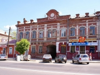 Astrakhan, Admiralteyskaya st, house 34. Apartment house