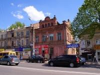 Astrakhan, Admiralteyskaya st, house 38. store