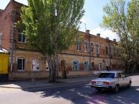 Астрахань, улица Адмиралтейская, дом 40. многоквартирный дом