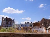 Астрахань, улица Адмиралтейская, дом 46 с.4. неиспользуемое здание