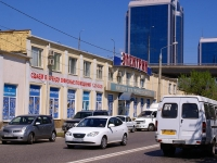 Astrakhan, Admiralteyskaya st, house 53Ф. office building