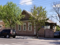 Astrakhan, Admiralteyskaya st, house 64. Private house