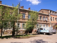 Astrakhan, Admiralteyskaya st, house 70. Apartment house