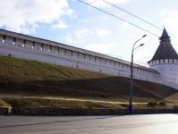 Astrakhan, kremlin Красные воротаAdmiralteyskaya st, kremlin Красные ворота