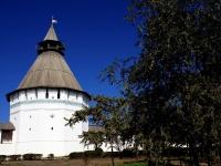 Астрахань, кремль Красные воротаулица Адмиралтейская, кремль Красные ворота